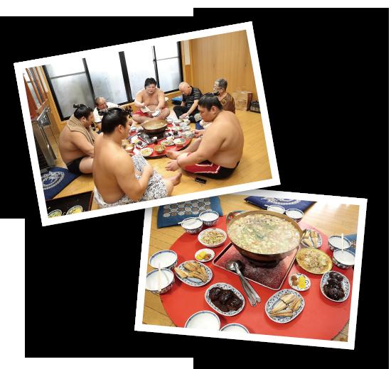 兄弟子一同、皆さんと一緒に相撲道を歩める日を楽しみにしています!