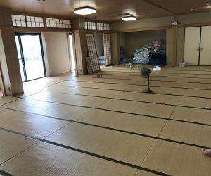 名古屋の宿舎掃除終了